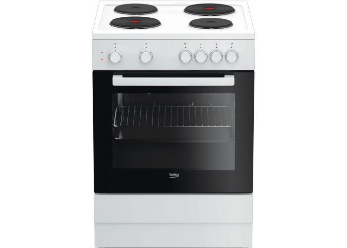 Cooker BEKO FSS66000GW