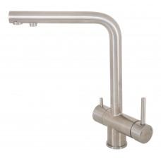 Kitchen faucet INTERLINE MIX NEW SATEEN