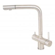 Kitchen faucet INTERLINE STORM NEW sateen