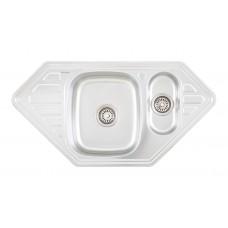 Kitchen sink INTERLINE INDIGO microdecor