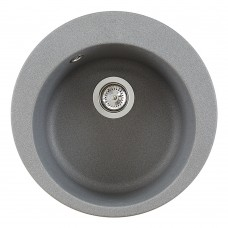 Kitchen sink INTERLINE RONDO grigio