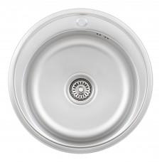 Kitchen sink INTERLINE RONDO sateen