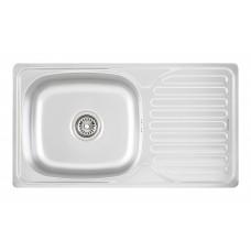 Kitchen sink INTERLINE VEGA SLIM microdecor