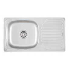 Kitchen sink INTERLINE VEGA SLIM sateen